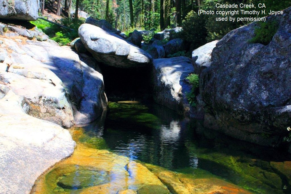 Swimmingholes Info California Swimming Holes