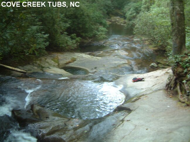 SwimmingHoles info North Carolina Swimming Holes and Hot