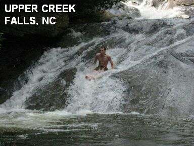 Blue Ridge Tire >> SwimmingHoles.info North Carolina Swimming Holes and Hot ...