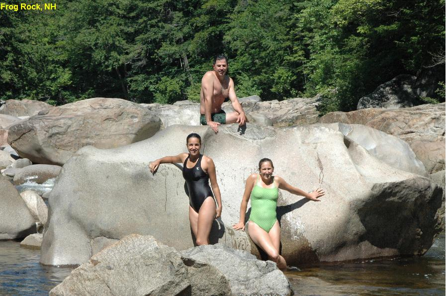 SwimmingHoles info New Hampshire Swimming Holes and Hot