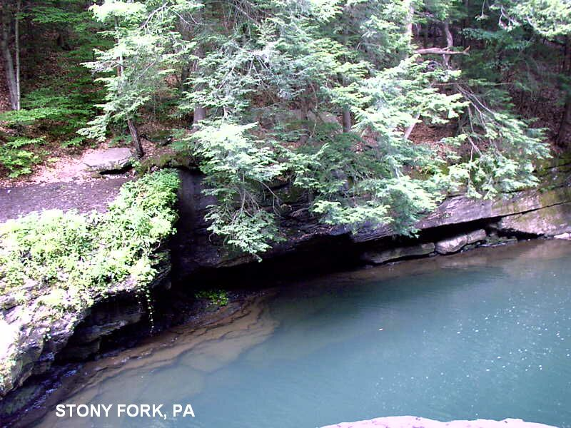 SwimmingHoles info Pennsylvania Swimming Holes and Hot