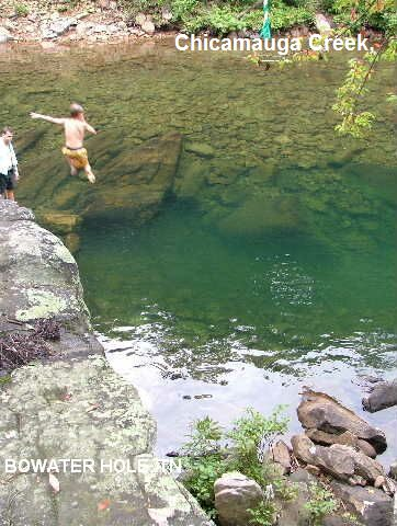 Swimmingholes Info Tennessee Swimming Holes And Hot