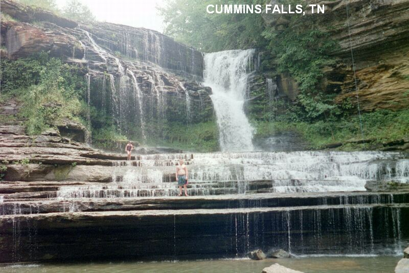SwimmingHoles info Tennessee Swimming Holes and Hot Springs