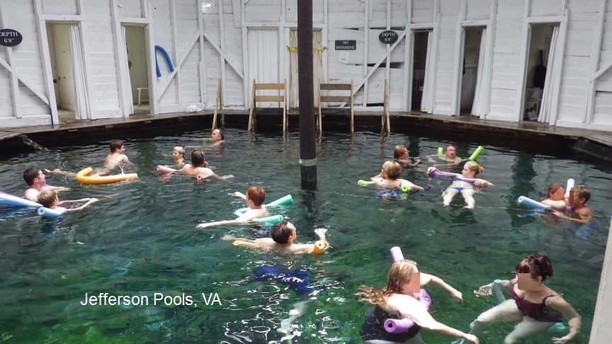 SwimmingHoles info VIRGINIA Swimming Holes and Hot Springs