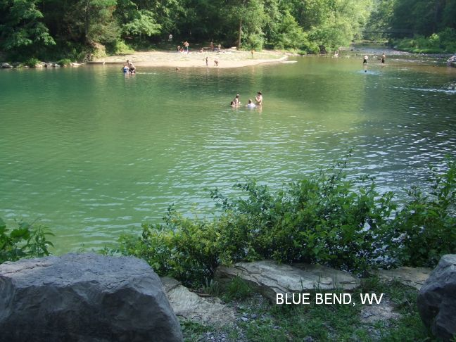 SwimmingHoles info WEST VIRGINIA Swimming Holes and Hot